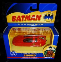 Corgi 2000's DC Comics Redbird - 1:43 Scale Die-Cast Model